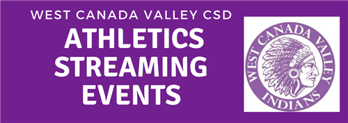 Athletics Streaming Events
